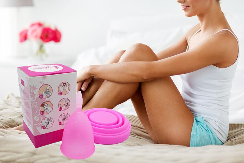 utilizare cupa menstruala